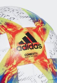 adidas Performance - CONEXT 19 OFFICIAL MATCH FOOTBALL - Voetbal - white - 2