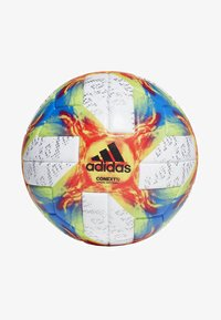 adidas Performance - CONEXT 19 OFFICIAL MATCH FOOTBALL - Voetbal - white - 0