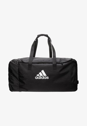 TIRO WHEELED DUFFEL EXTRA LARGE - Sports bag - black/white