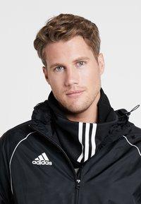 adidas Performance - TIRO NECKWARMER - Écharpe tube - black/white - 1