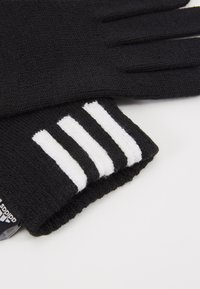 adidas Performance - GLOVES CONDU - Fingervantar - black/white - 5