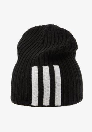 BEANIE - Bonnet - black/white
