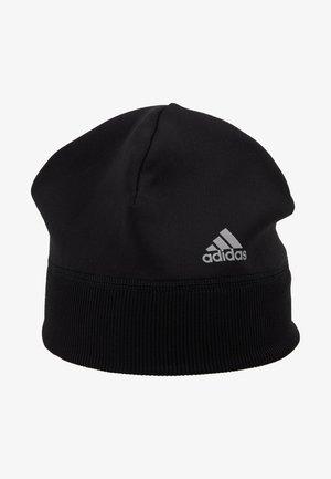 CLIMA WARM BEANIE - Bonnet - black/refsil