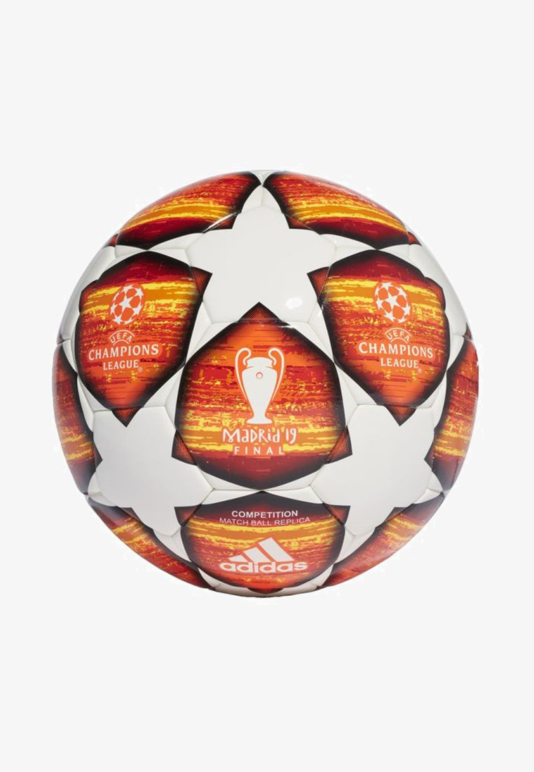 adidas Performance - UCL FINALE MADRID COMPETITION BALL - Voetbal - orange/red