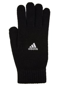 adidas Performance - TIRO GLOVE - Fingervantar - black/white - 3
