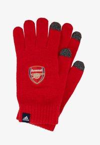 adidas Performance - ARSENAL LONDON FC GLOVES - Gants de gardien de but - scarlet/collegiate navy/white - 2