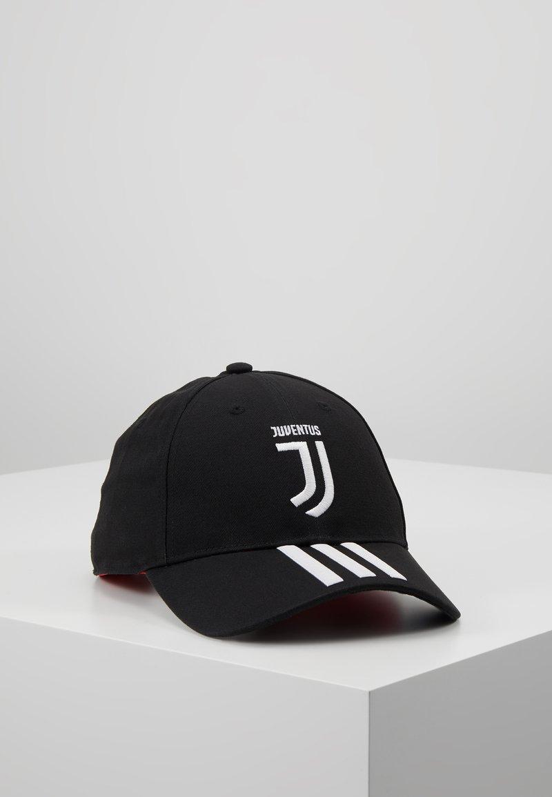 adidas Performance - JUVENTUS TURIN C40 CAP - Cap - black/white/active pink