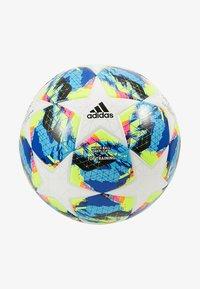 adidas Performance - FINALE - Fodbolde - white/bright/cyan/shock yellow - 2