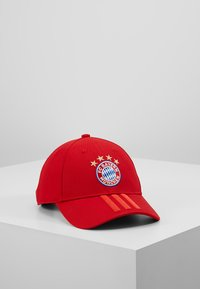 adidas Performance - FC BAYERN MÜNCHEN  - Cappellino - red/white - 0