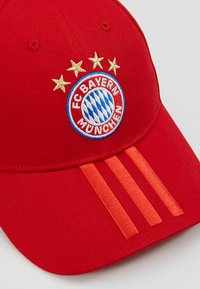 adidas Performance - FC BAYERN MÜNCHEN  - Cappellino - red/white - 6