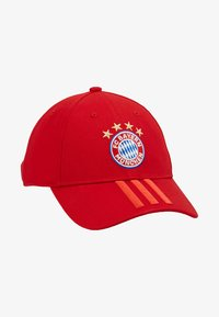adidas Performance - FC BAYERN MÜNCHEN  - Cappellino - red/white - 5