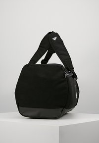 adidas Performance - Sports bag - black/white/carbon - 4