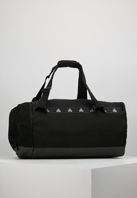 adidas Performance - Sports bag - black/white/carbon - 3
