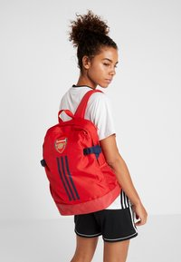 adidas Performance - ARESENAL LONDON FC - Rugzak - scarlet/collegiate navy/white - 5