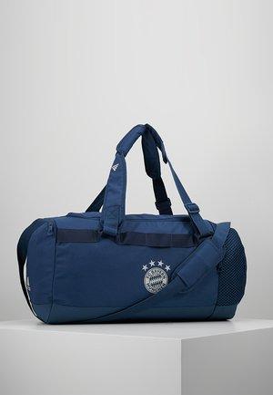 FC BAYERN MÜNCHEN  - Sports bag - night marine/trace blue/light solar grey
