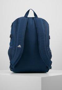 adidas Performance - FC BAYERN MÜNCHEN  - Rugzak - night marine/trace blue/light solar grey - 3