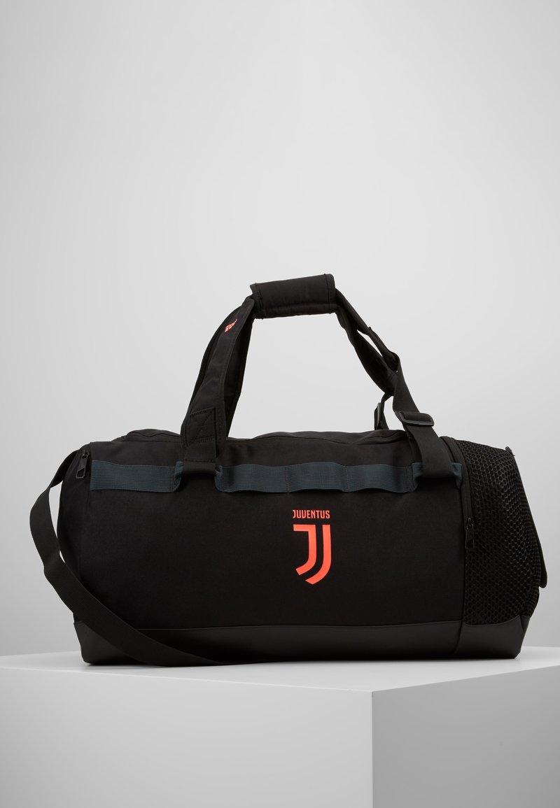 adidas Performance - JUVENTUS TURIN - Sportstasker - black/dark grey/turbo