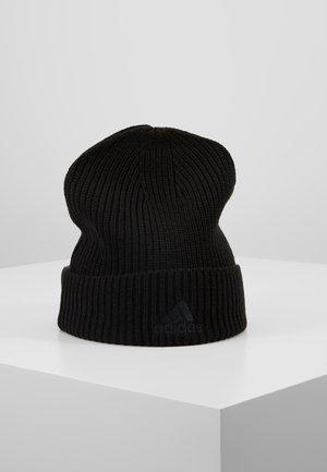 WOOLIE - Mütze - black