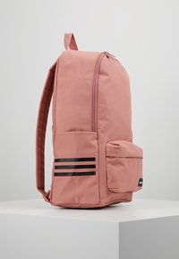 adidas Performance - CLASSIC  - Rucksack - raw pink/grey six/white - 3