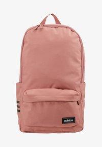 adidas Performance - CLASSIC  - Rucksack - raw pink/grey six/white - 6