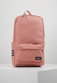 adidas Performance - CLASSIC  - Rucksack - raw pink/grey six/white - 0