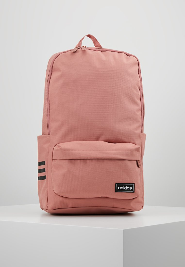 adidas Performance - CLASSIC  - Tagesrucksack - raw pink/grey six/white