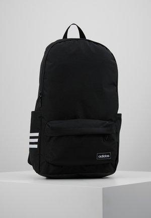 CLASSIC  - Tagesrucksack - black/white/white