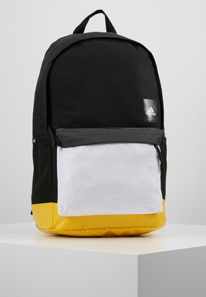 CLAS POCKET - Batoh - black/active gold/white