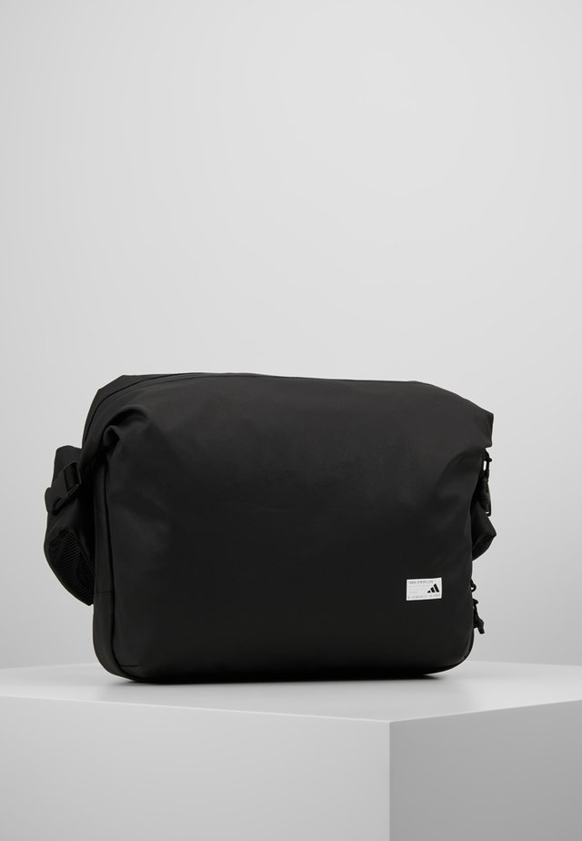 MEGA - Across body bag - black/white