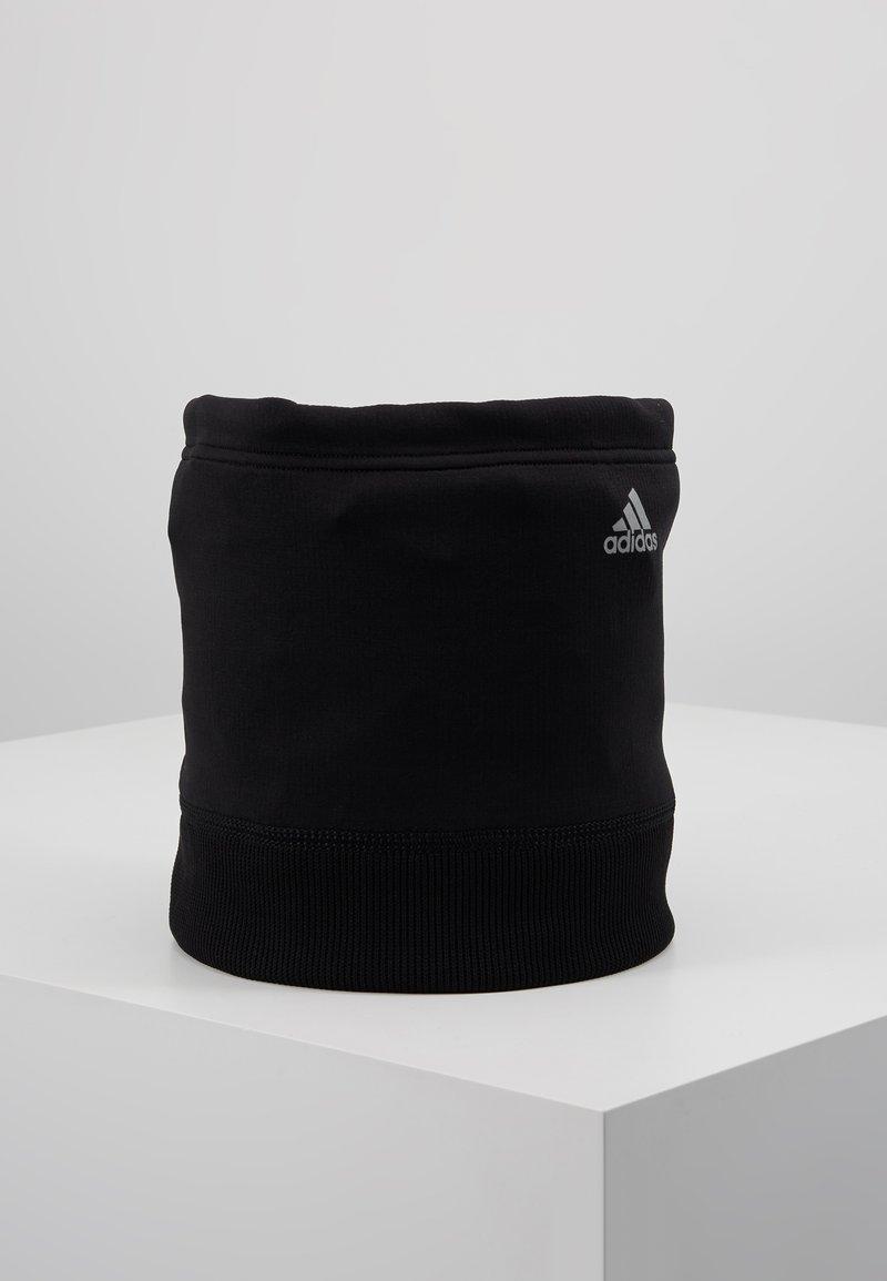 adidas Performance - Szalik komin - black/black/reflektive silver