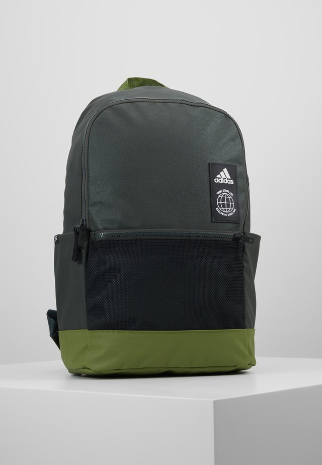 CLAS URBAN - Rucksack - legend earth/tech olive/black