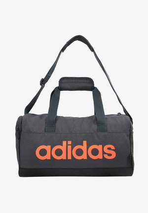 LIN DUFFLE XS - Sports bag - grey six/black/silver grey core