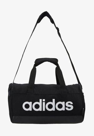 LIN DUFFLE XS - Sporttas - black/white