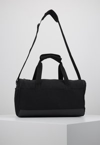 adidas Performance - LIN DUFFLE XS - Sports bag - black/white - 2