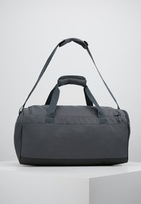 adidas Performance - LIN DUFFLE S - Sportväska - grey six/black/silver grey core - 2