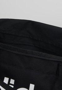 adidas Performance - LIN DUFFLE S - Treningsbag - black/white - 4