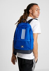 adidas Performance - CLASSICS SPORT INSPIRED BACKPACK - Reppu - royal blue/legend ink/white - 1