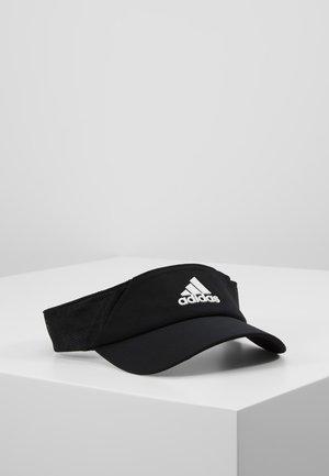 DESIGNED2MOVE AEROREADY SPORT VISOR - Cap - black/white
