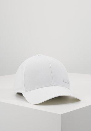 BBALLCAP LT MET - Czapka z daszkiem - white