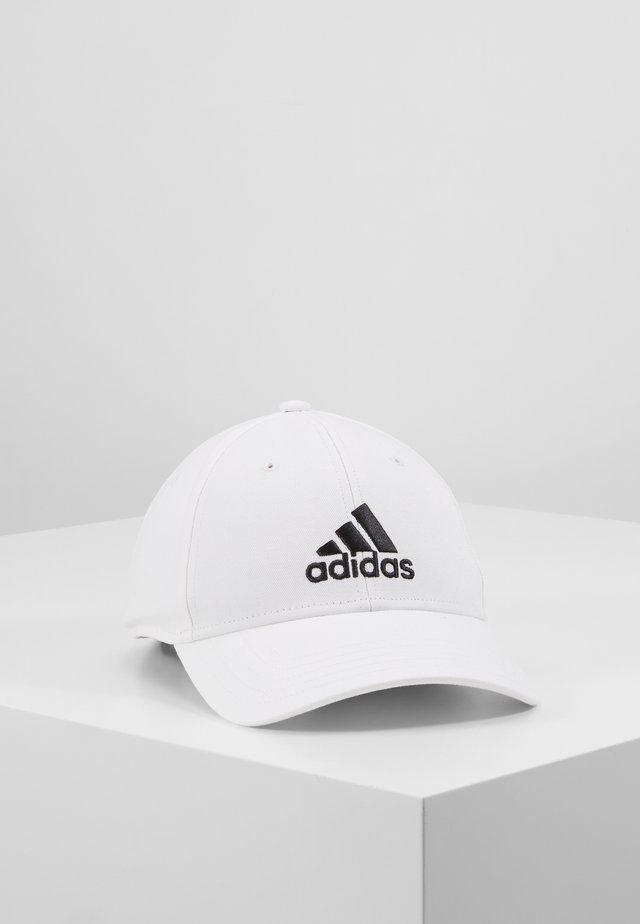 Caps - white/white/black