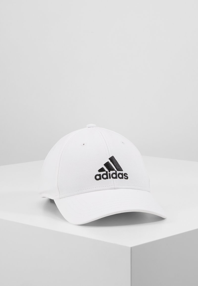adidas Performance - Lippalakki - white/white/black