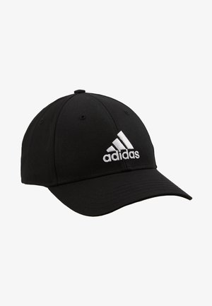 Caps - black/black/white