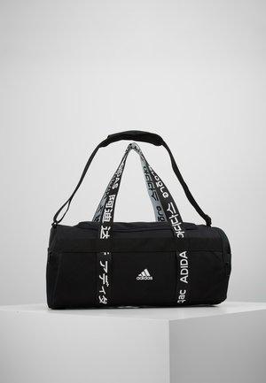 DUF S - Treningsbag - black/white