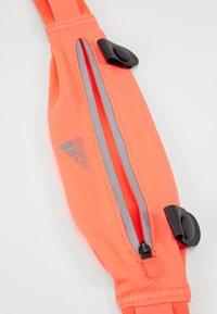 adidas Performance - RUN BELT - Bum bag - pink - 6