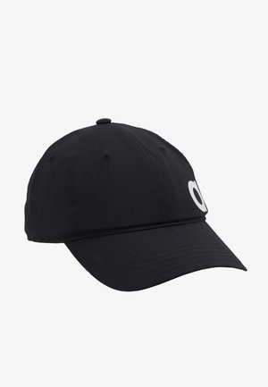 BASEBALL BOLD - Caps - black/white