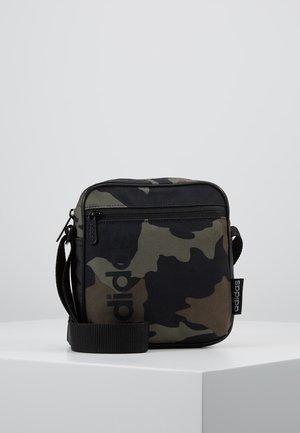 LIN ORGANIZER  - Across body bag - black/branch/black