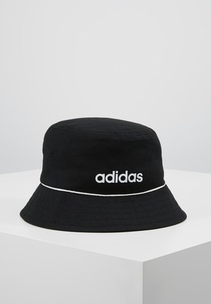 BUCKET HAT - Hatt - black/white