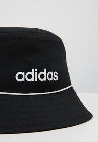 adidas Performance - BUCKET HAT - Klobouk - black/white - 6