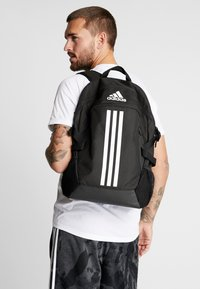 adidas Performance - POWER - Rucksack - black/white - 1