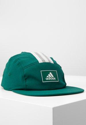 Gorra - green/white